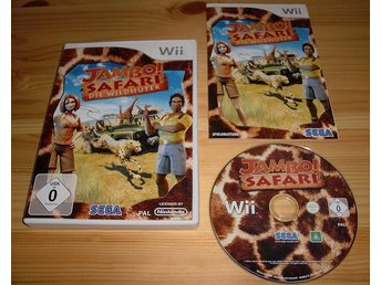 Wii: Jambo Safari