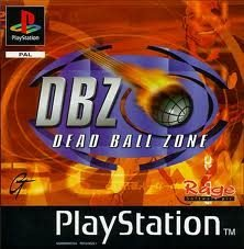 Dead Ball Zone - Playstation