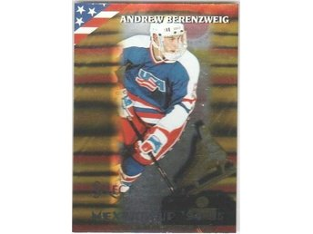 SCORE SELECT 94-95 Certified Gold # 151 BERENZWEIG Andrew