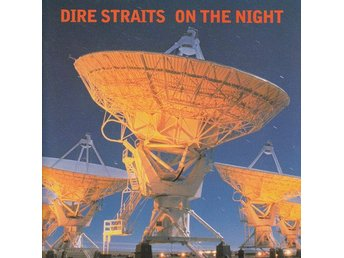 Dire Straits, On the night (CD)