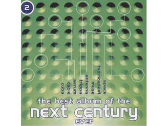 The Best Album Of The Next Century Ever 2 - 1999 - Promo - CD