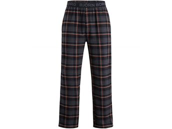 Björn Borg Pyjama Pants - Classic Check, Black (M) - Jönköping - Björn Borg Pyjama Pants - Classic Check, Black (M) - Jönköping