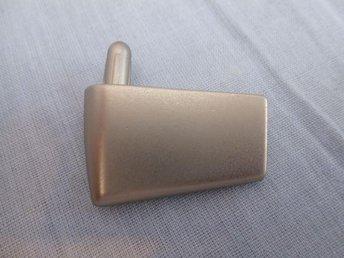 22 designade Knoppar i matt borstad krom. 35 x 35 mm. - Norrtälje - 22 designade Knoppar i matt borstad krom. 35 x 35 mm. - Norrtälje