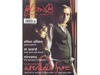 PLAN B MAGAZINE ISSUE 5 APRIL/MAY 2005