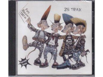 CD Psychobilly Sampler vol 1 - Tibro - CD Psychobilly Sampler vol 1 - Tibro