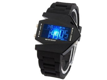 Mode LED Digital Klocka - Unisex