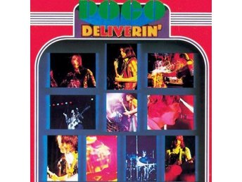 Poco - Deliverin' (LP, vinyl)