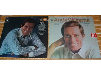 2 LP med Andy Williams