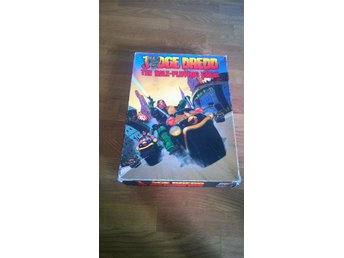 Retro Judge Dredd The Role-Playing Game 1985