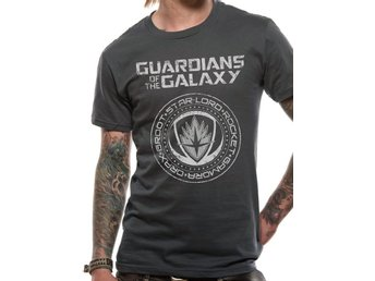 GUARDIANS OF THE GALAXY 2.0 - CREST (UNISEX)T-Shirt - Medium