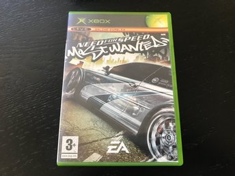 NEED FOR SPEED MOST WANTED - Xbox - Svensksålt