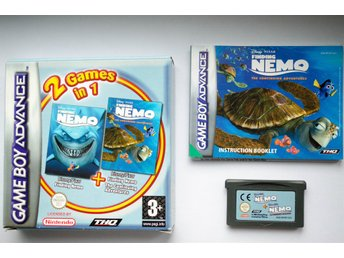Finding Nemo - Gameboy advance/Nintendo DS