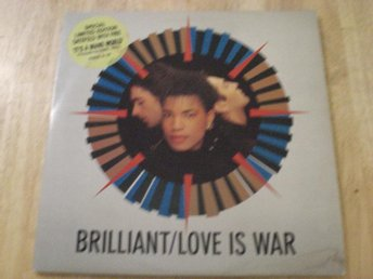 "Brilliant - Love Is War 2 x 12"" (Gatefold)"