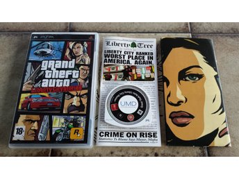 Grand Theft Auto: Liberty City Stories Sony PSP