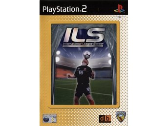 PS2 - International League Soccer (Ej bok) (Beg)