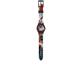 Star Wars Digital Armbandsur Klocka Darth vs Skywalker