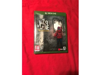 THIS WAR OF MINE THE LITTLE ONES XBOX ONE INPLASTAD