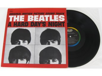 The Beatles - A Hard Day's Night    / NEAR MINT