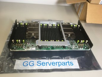 Dell R820 CPU/Memory expansion motherboard 8HJ4P