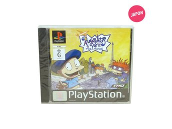 Rugrats in Paris: The Movie (NYTT / AUS / PS1)