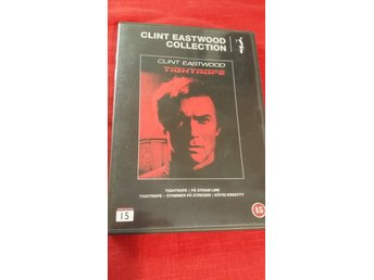 Clint Eastwood collection  NR 9 Tightrope