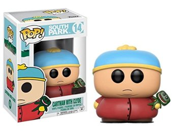 POP! South Park Cartman with Clyde Ex...