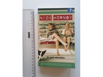 En god människa / Nick Hornby / Pocket
