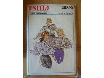 962dacb4890e Mönster från Stoff & Stil, Baby säckstol (348644241) ᐈ Köp på Tradera