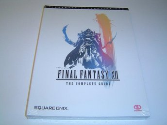 Final Fantasy XII Guide Piggyback *NYTT*