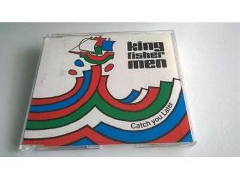 King Fisher Men ‎- Catch You Later, CD, Single