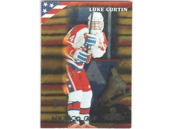 SCORE SELECT 94-95 Certified Gold # 153 CURTIN Luke