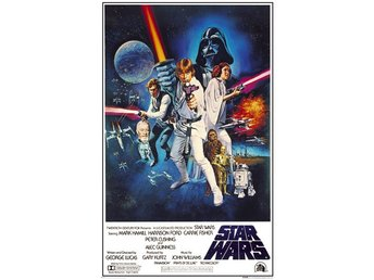 Star Wars - Episode 4 - One Sheet B