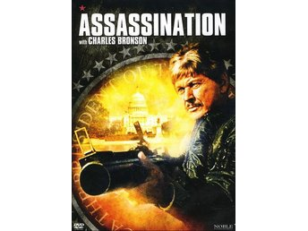 Assassination (1987) Peter R Hunt med Charles Bronson, Jill Ireland