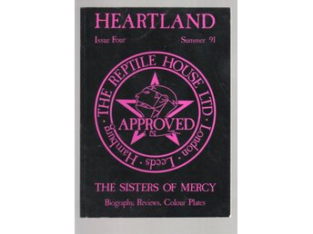The Sisters of Mercy - Heartland Issue 4