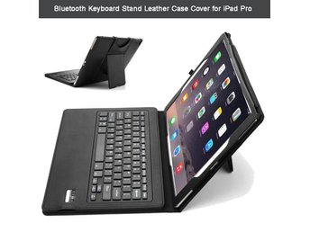 4colors Luxury 2 IN 1 Detachable Bluetooth ABS Keyboard With Leather Case Stand