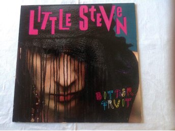 LITTLE STEVEN BITTER FRUIT FRÅN 1987 MAXISINGEL