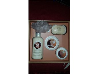 The Body Shop Shea Butter set