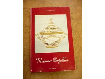 Meissner Porzellan - Liten bok på tyska om Meissen porslin - Kolmården - Meissner Porzellan - Liten bok på tyska om Meissen porslin - Kolmården