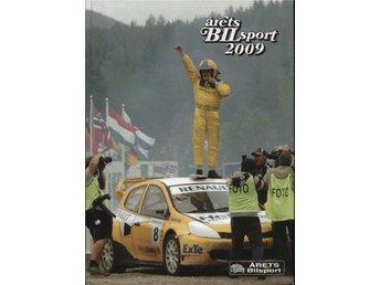 ÅRETS BILSPORT 2009 - 264 sidor med allt om Bilsporten under 2009 - Faktarik bok - Nässjö - ÅRETS BILSPORT 2009 - 264 sidor med allt om Bilsporten under 2009 - Faktarik bok - Nässjö