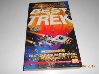 STAR TREK The Best of Trek, pocket RoC USA