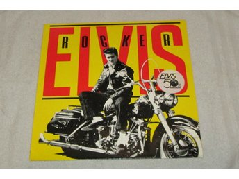 ELVIS PRESLEY - ROCKER 1984 ROCKABILLY