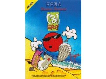 Cool Spot (Ej Bok) (Beg) - Hyssna - Sega Master System - Cool Spot (Ej Bok) Begagnat Sega Master System spel i bra skick Detta exemplar saknar instruktionsbok Se baksida för mer info... ---- Vi köper, säljer och byter Tvspel, Film och Musik mm - Hyssna