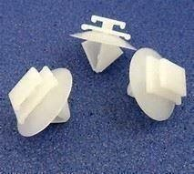 Panelclips / Clips till Peugeot. 10 pack
