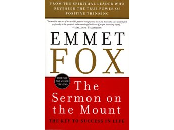 Sermon On The Mount: The Key To Success In Life (Q) 9780060628628