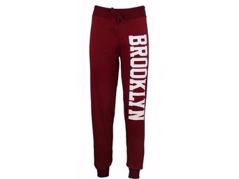 NEW WOMENS LADIES BROOKLYN RUNNING GYM TROUSER JOGGER JOGGING BOTTOMS