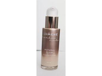 Lumene Nordic Nude Natural Glow Fluid Foundation SPF20, 2 Ivory