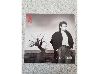 Nik Kershaw. LP The Riddle fr 1984. Nr 251 595-1