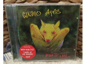 CD Guano Apes - Proud like a god