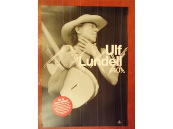 ULF LUNDELL   POSTER  50x70 cm
