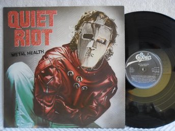 QUIET RIOT - METAL HEALTH - EPC 25322